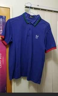 Fred Perry 世界杯特別版 (意大利) Polo Shirt