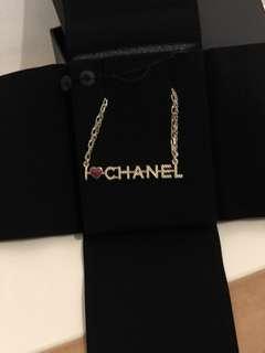 Chanel 頸錬