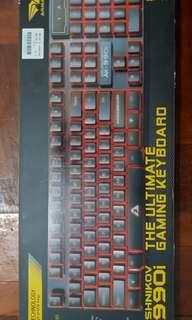 Gaming keyboard ak 99oi