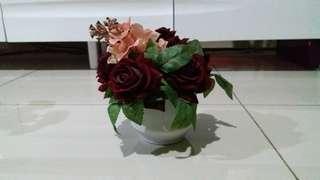 Red Roses Vase #KanopiXCarousell