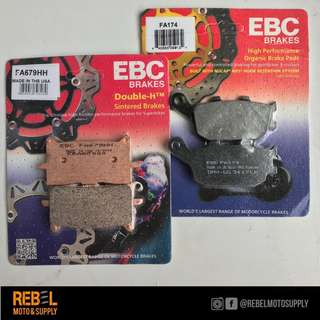 EBC Brakes Bundle for Honda Africa Twin CRF1000L