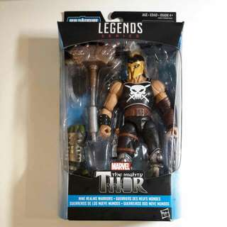 Marvel Legends Ares Ragnorak Misb
