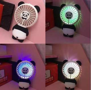 PatchPanda Mini LED 手提風扇