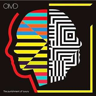 arthlp OMD The Punishment Of Luxury LP Vinyl Record (Brand New Sealed)