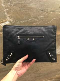 Balenciaga Clutch Bag /I pad case