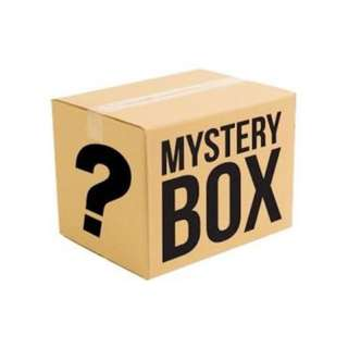 Mystery Box ( Theme: Wear It)