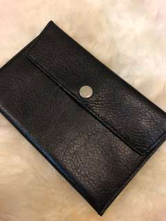 Genuine Leather Money/Card Holder