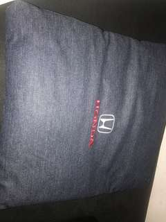 Honda Pillow Cover