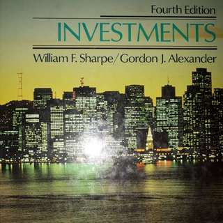 Investments Fourth Edition