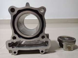Fz block and piston