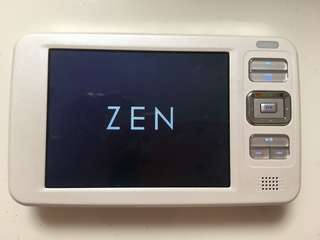 Creative Zen Vision