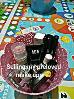 Preloved make up