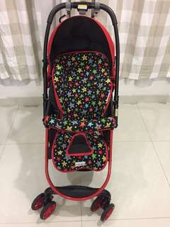 Graco Citilite Stroller lightweight compact