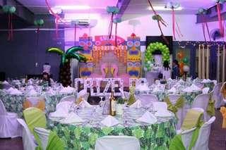Event/Wedding/Birthday Stylist
