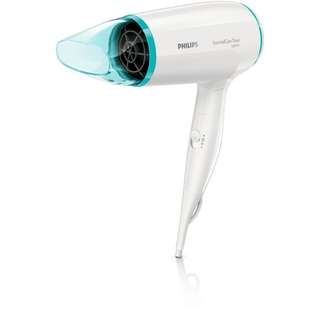 Compact Foldable Travel Hair Dryer (1600W)