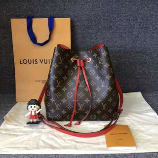 💯% Authentic and Brand new Louis Vuitton Bucket Bag