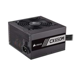 CORSAIR CX Series™ CX650M - 650 Watt 80 PLUS® Bronze Certified Modular ATX PSU