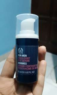 Eye serum the body shop