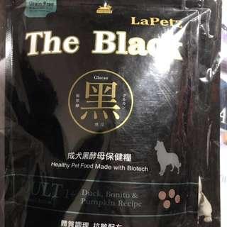 🚚 黑酵母保健糧 挑嘴犬/成犬/幼母犬/熟齡犬1.5kg