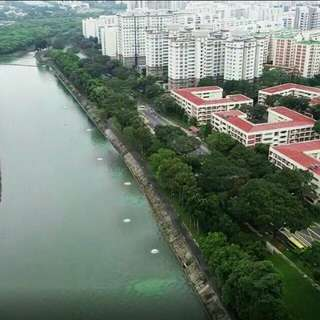 Hougang New Condo $578k - Riverfront Residences by Oxley