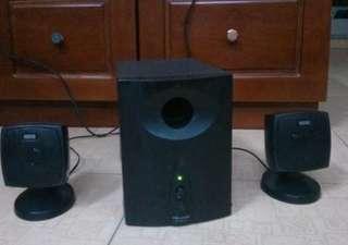 Speakers Microlab M-300 2.1