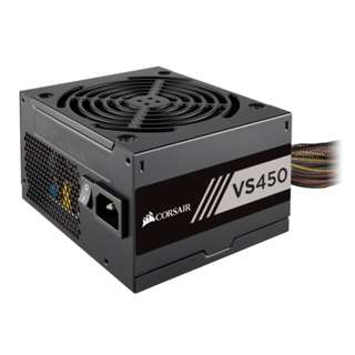CORSAIR VS Series™ VS450 - 450 Watt 80 PLUS® White Certified PSU
