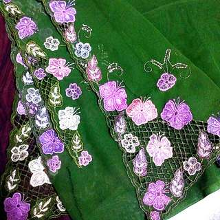 Fabric for Kebaya (complete set)