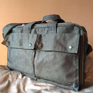 Porter Yoshida shoulder bag 吉田斜揹袋 (black 黑色)