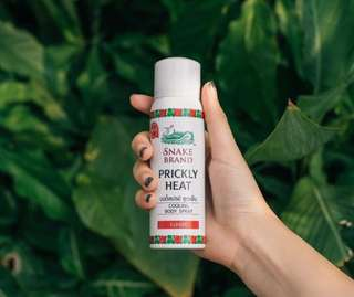 Thailand 🇹🇭 Cooling Body Spray