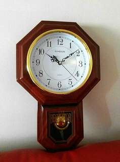 Big Pendulum Wall Clock.
