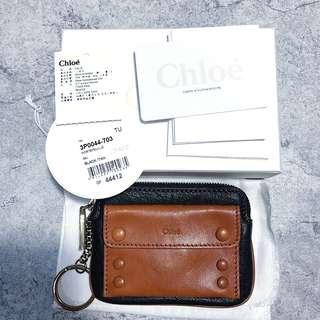 <二手良品> Chloe Pertefeuille 卡片夾 零錢包