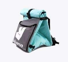 🚚 Deliveroo bagpack