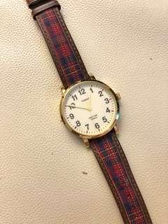 Timex watch 手錶 英倫風 格仔 Casio lip