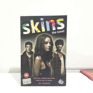 Skins: The novel - Ali Cronin