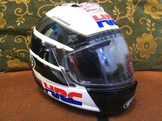 Arai rx7 hrc limited edition