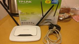 TP Link - 300Mbps Wireless Router N
