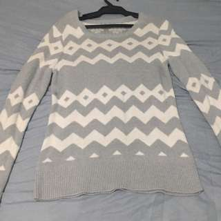 G.H Bass & Co. Knitted Pullover Sweater