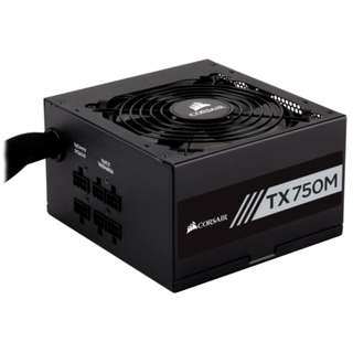 CORSAIR TX-M Series™ TX750M - 750 Watt 80 Plus® Gold Certified