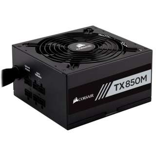 CORSAIR TX-M Series™ TX850M - 850 Watt 80 Plus® Gold Certified