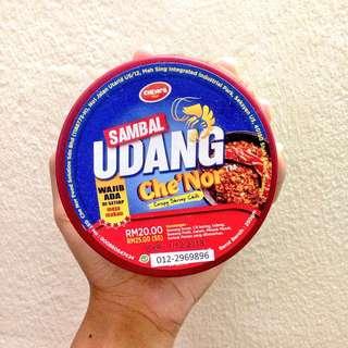 Sambal Udang Che' Nor