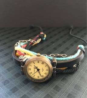 🚚 (任選三樣99元)復古手鍊手錶
