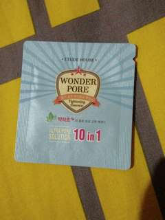 Etude House Wonder Pore Tightening Essnece
