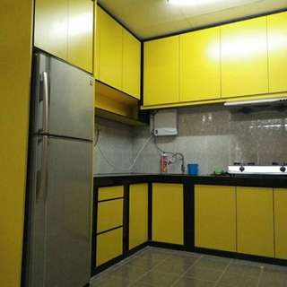Kitchen Set Kredit Gratis 1x Angsuran