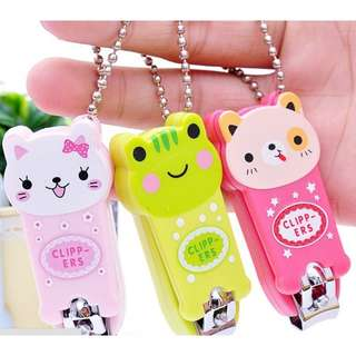 Cute nail clippers