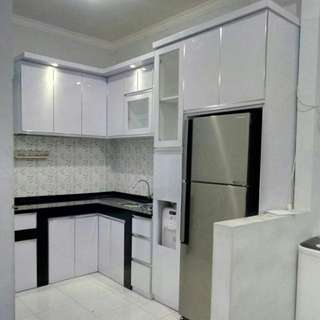 Kitchen Set Kredit Free 1x Angsuran