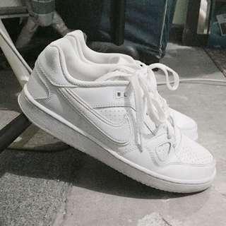 Air Force All White