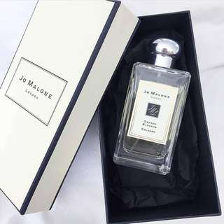 jo malone orange blossom 100 ml original box