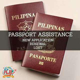 Rush Online Passport Scheduling Assistance