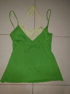 Giordano Green Tank Top