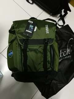 THULE subterra 25L backpack Green